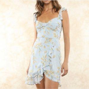 Fletch • Floral Mini Dress